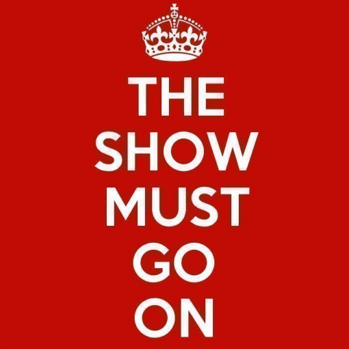 The Show Must Go On The Musical